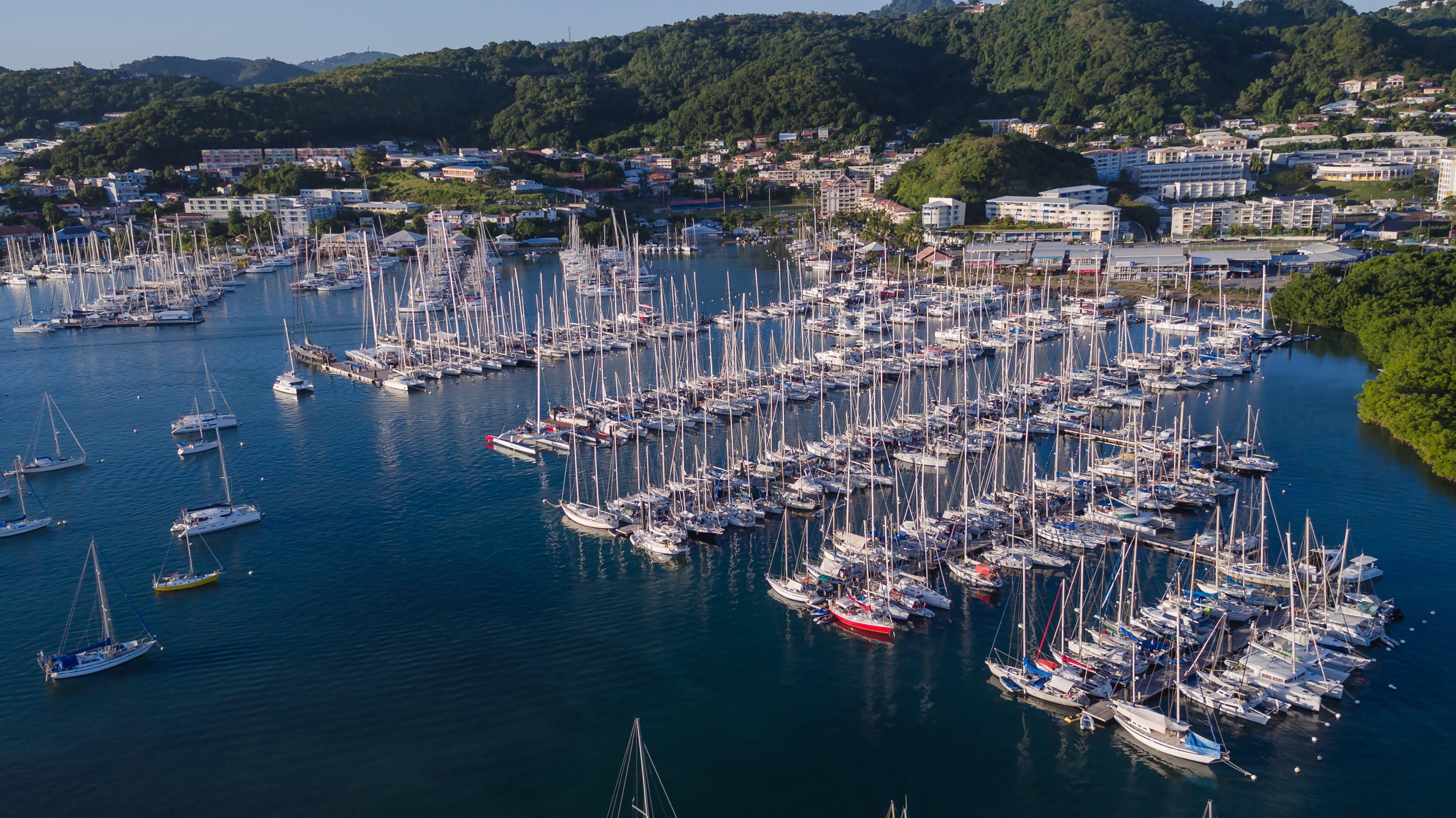 Marina du marin port de plaisance de la martinique - Office de tourisme martinique ...